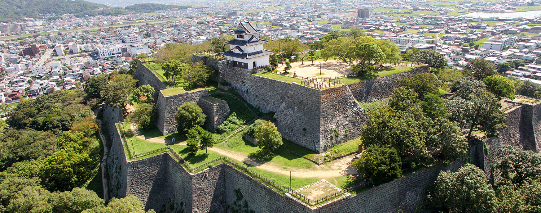#002丸亀城