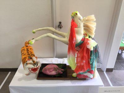 八朔だんご馬展示 @ 丸亀市立資料館 | 丸亀市 | 香川県 | 日本